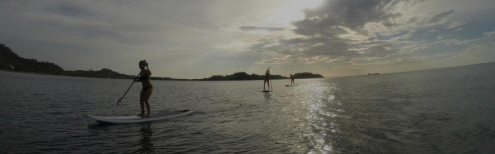 SUP Stand up Paddleboard Tamarindo, Costa Rica - Native's Way Costa Rica Tamarindo Tours and Transfers