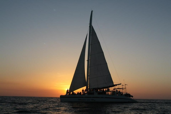 Image result for catamaran tamarindo marlin del rey