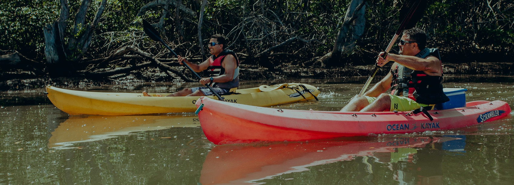 Tamarindo Kayak Estuary Tour - Native's Way Costa Rica - Tamarindo Tours & Transfers